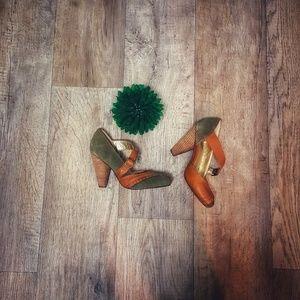 Suede Seychelles Shoes